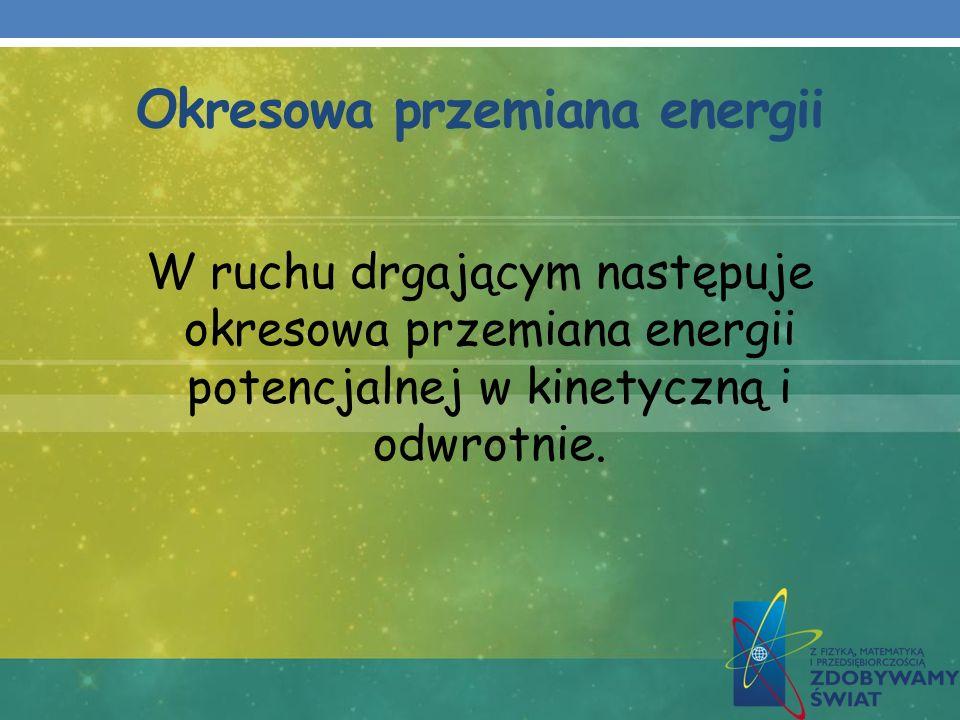 Okresowa przemiana energii