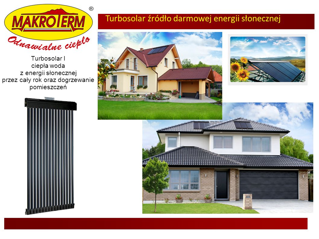 Turbosolar źródło darmowej energii słonecznej