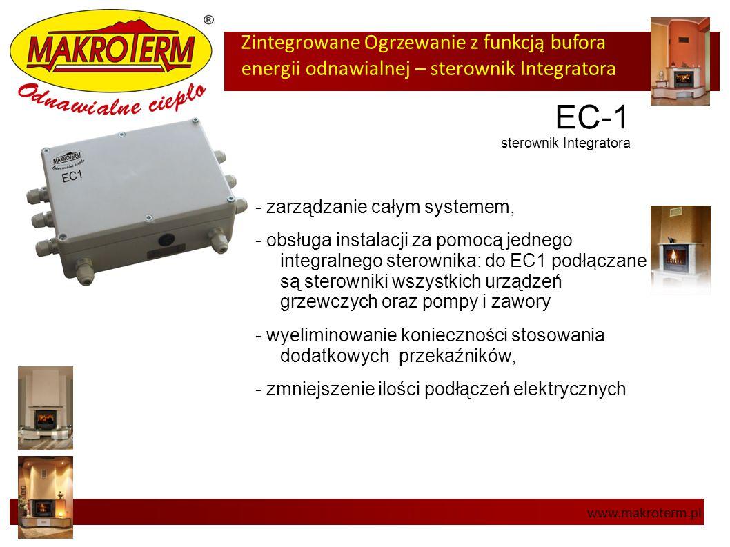 EC-1 sterownik Integratora