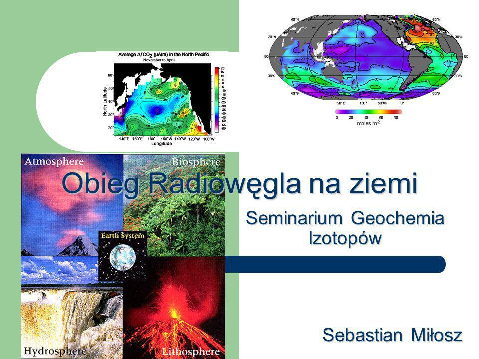 Obieg Radiowęgla na ziemi