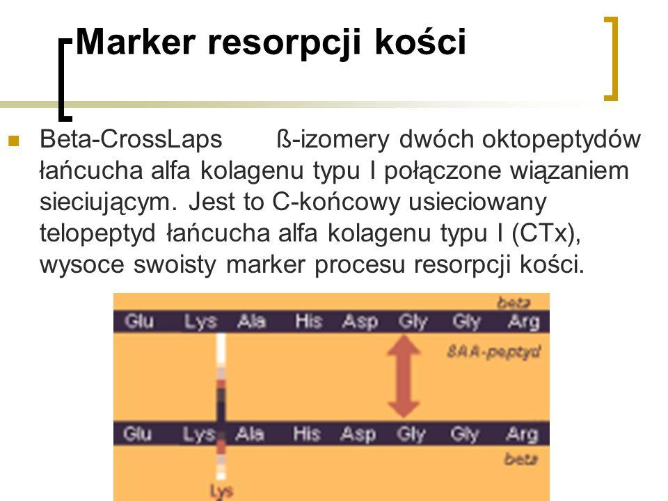 Marker resorpcji kości