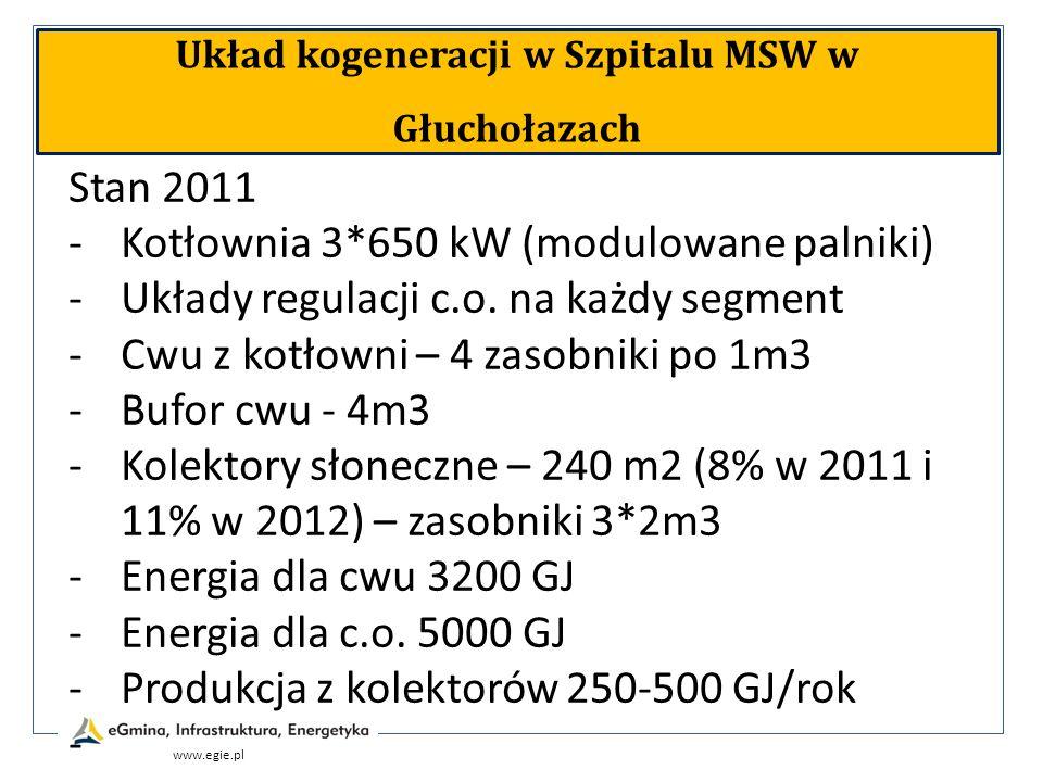 Układ kogeneracji w Szpitalu MSW w Głuchołazach