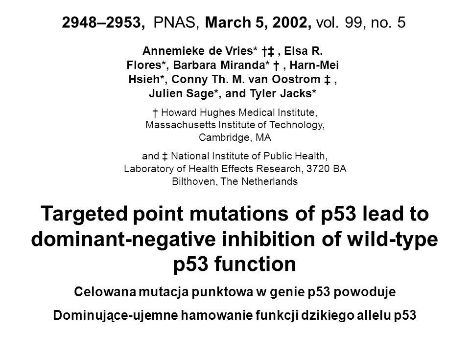 2948–2953, PNAS, March 5, 2002, vol. 99, no. 5