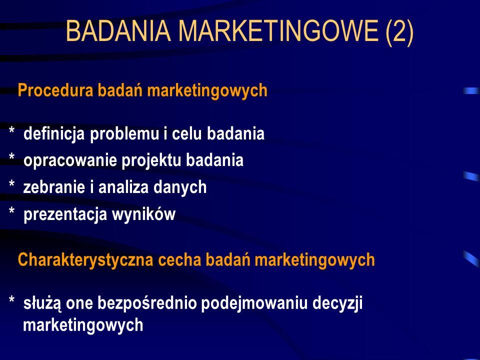 BADANIA MARKETINGOWE (2)