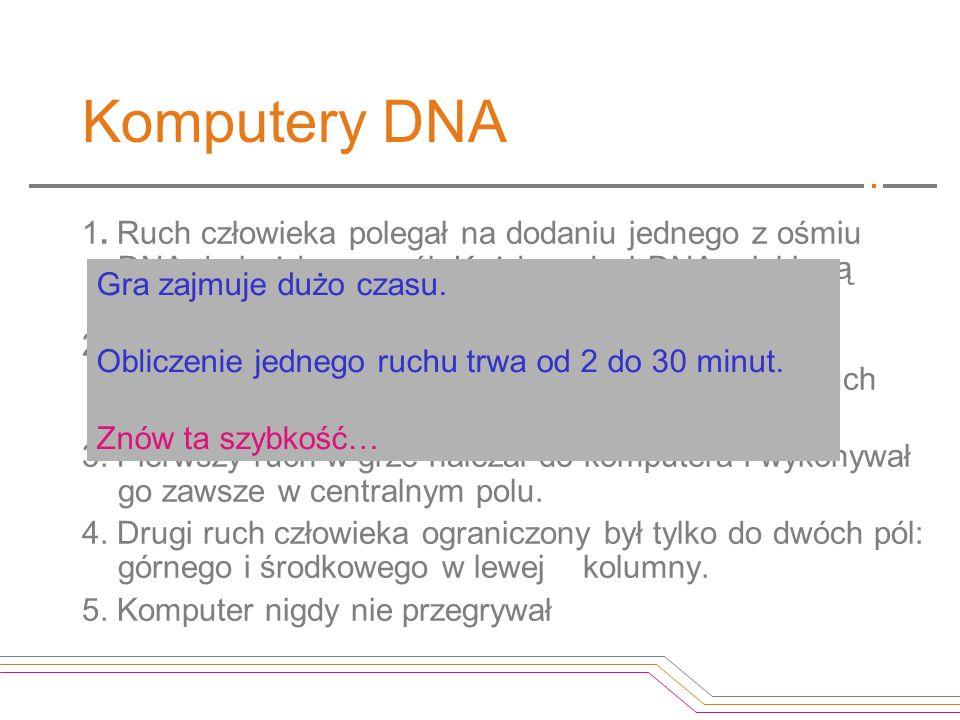 Komputery DNA