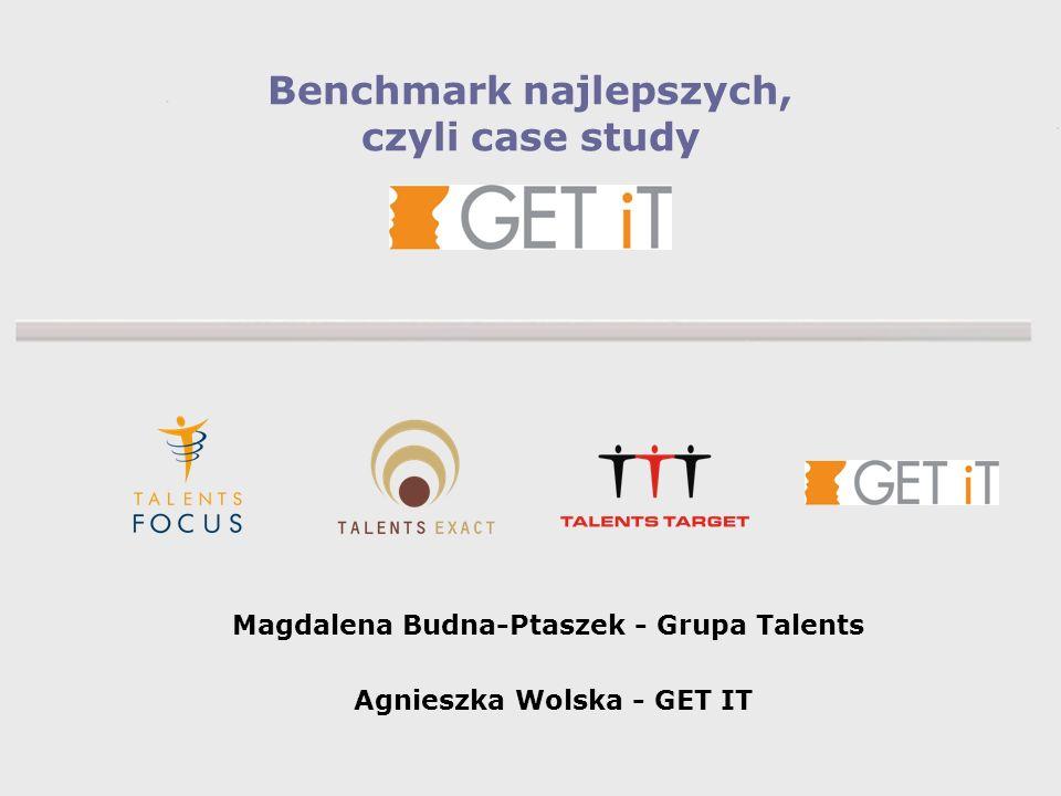 Benchmark najlepszych, czyli case study