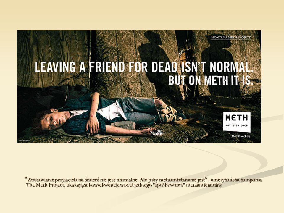 Zostawianie przyjaciela na śmierć nie jest normalne