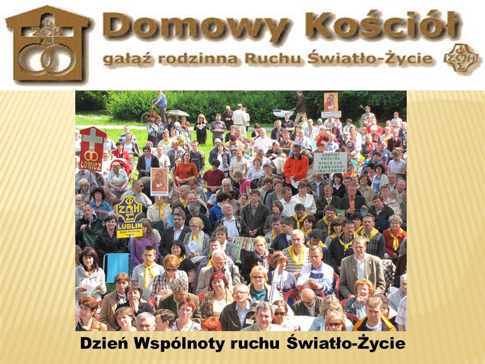Dzień Wspólnoty ruchu Światło-Życie