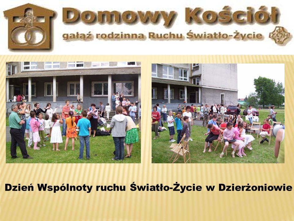 Dzień Wspólnoty ruchu Światło-Życie w Dzierżoniowie