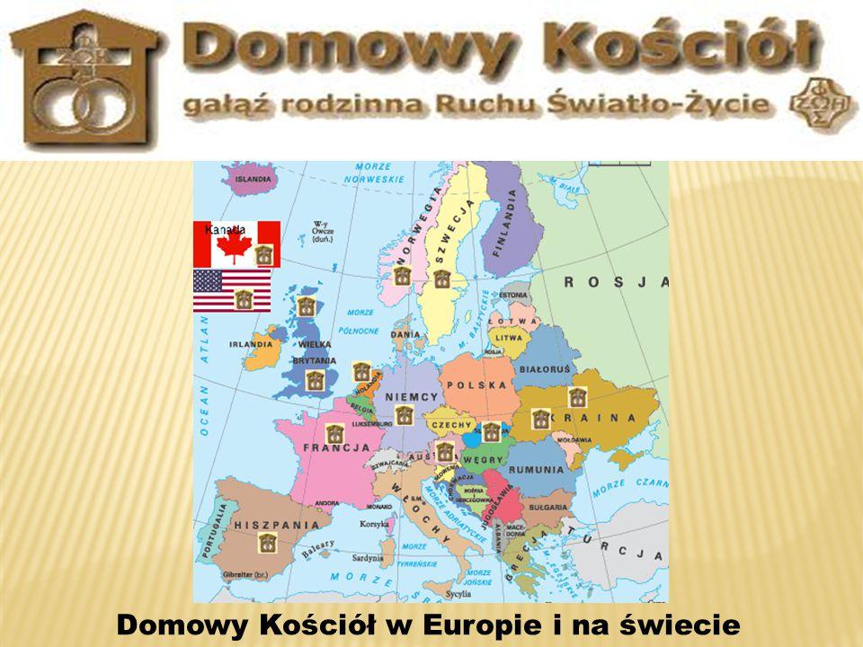 Domowy Kościół w Europie i na świecie