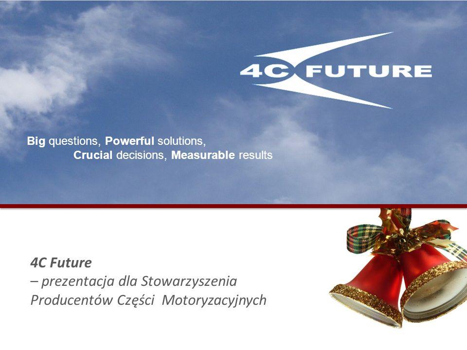 4C Future – prezentacja dla Stowarzyszenia Producentów Części Motoryzacyjnych