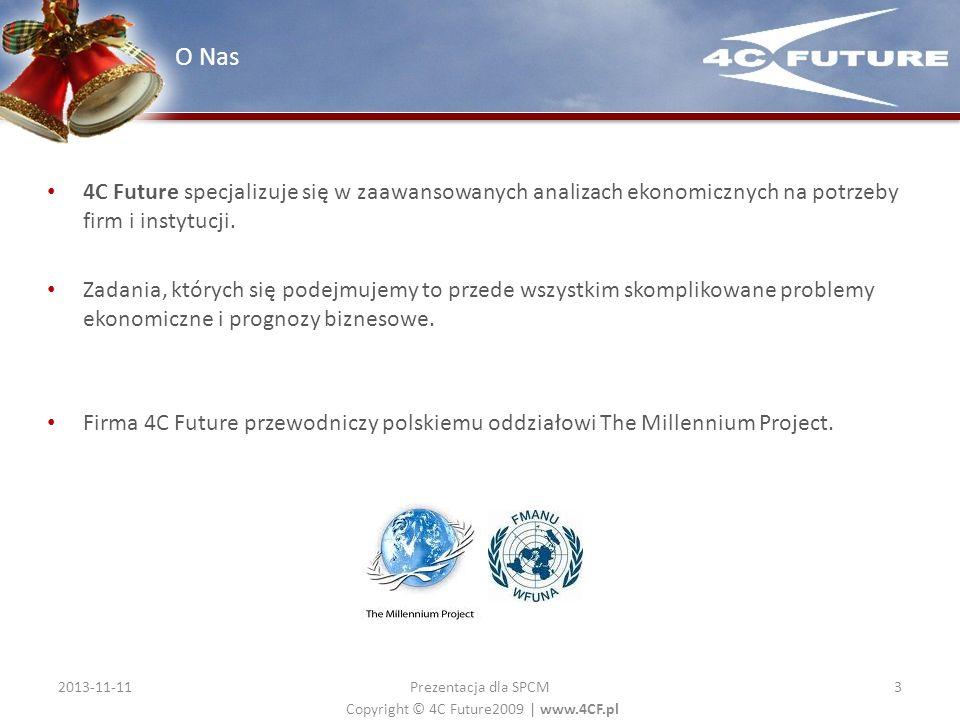 O Nas 4C Future specjalizuje się w zaawansowanych analizach ekonomicznych na potrzeby firm i instytucji.