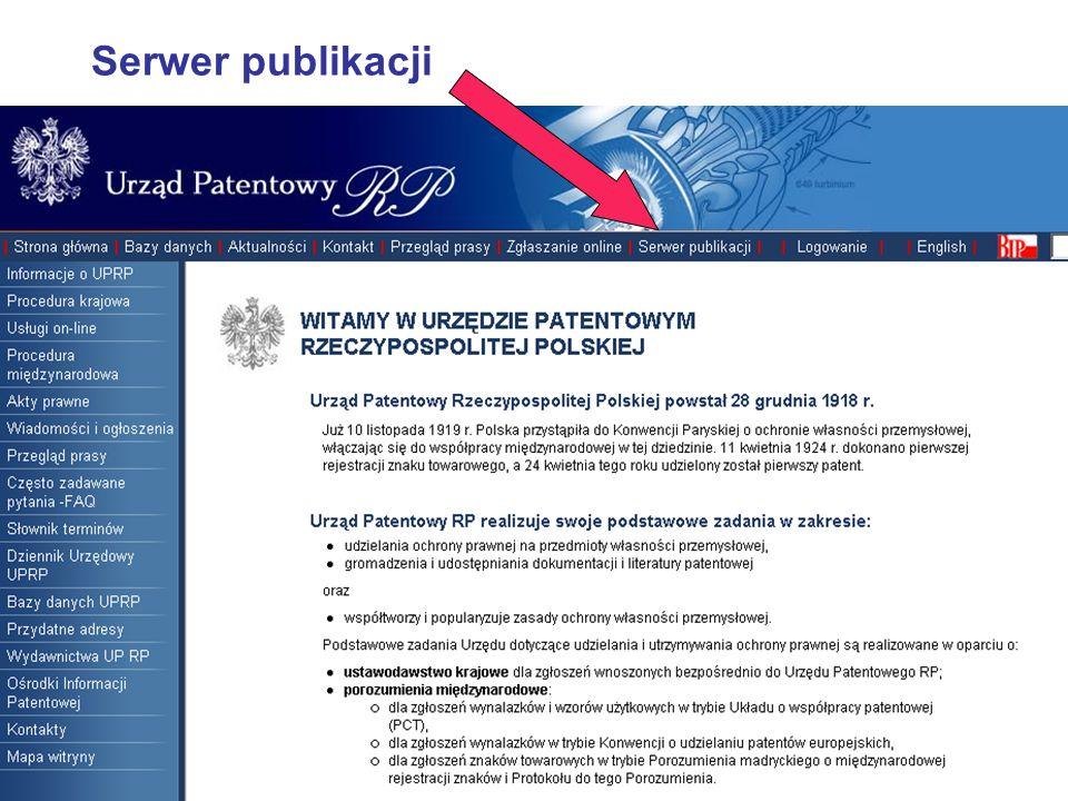 Serwer publikacji