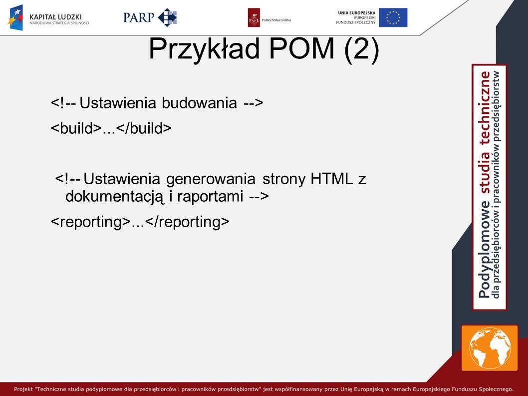 Przykład POM (2)
