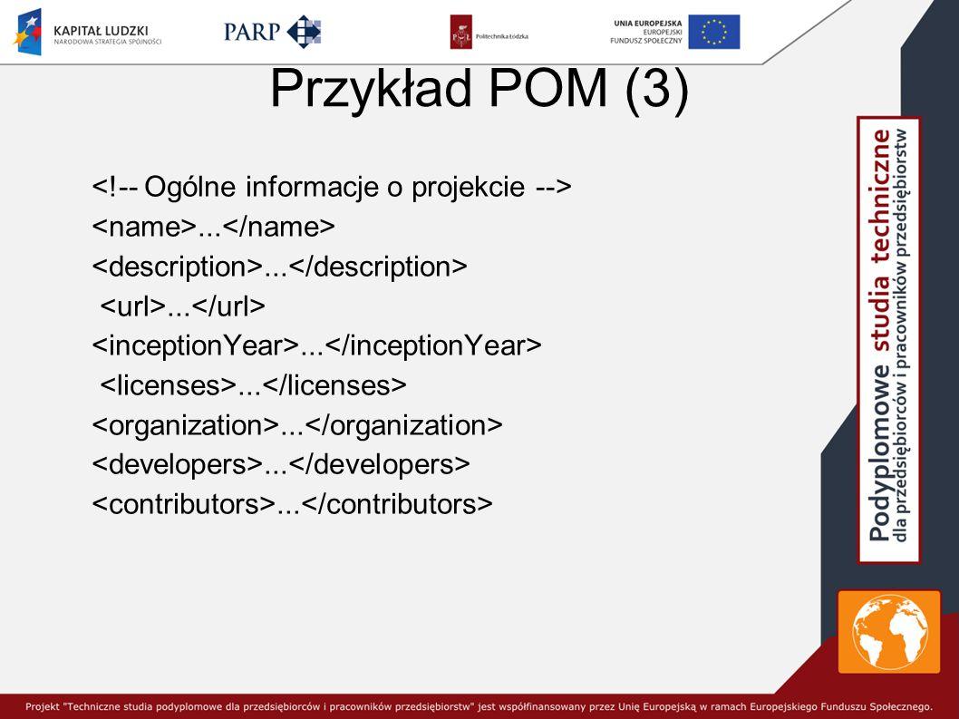 Przykład POM (3)