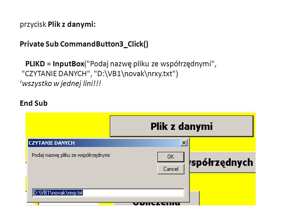 przycisk Plik z danymi: