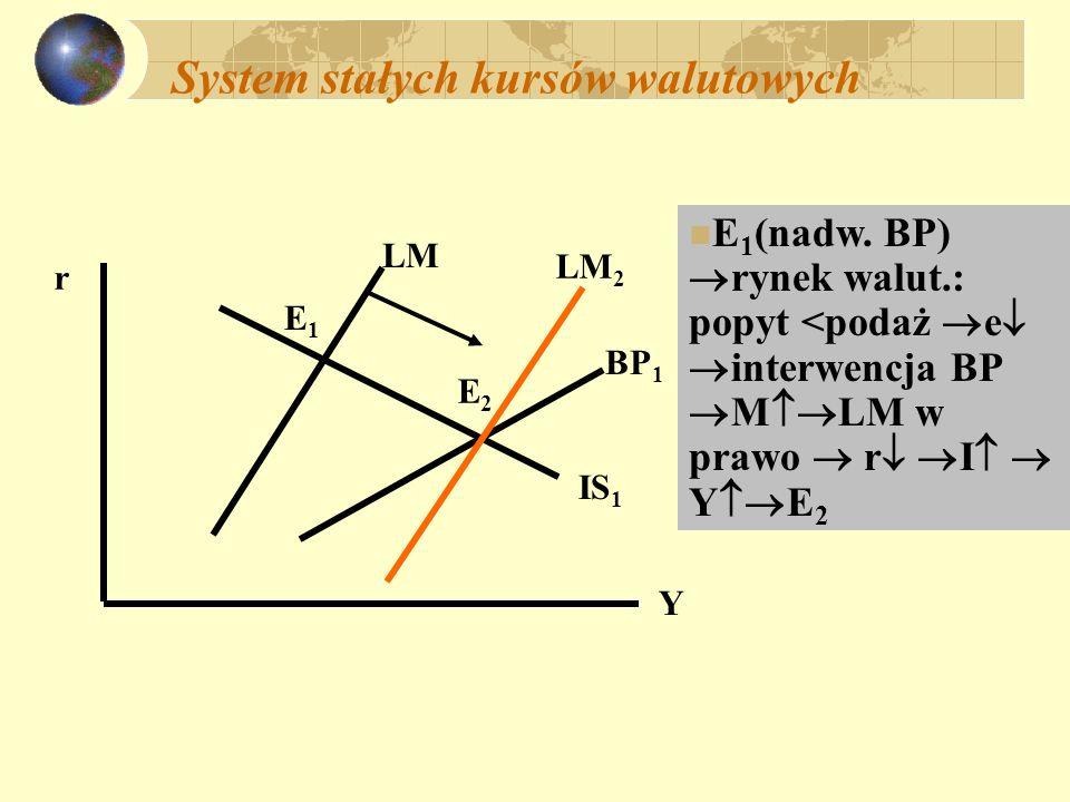 System stałych kursów walutowych