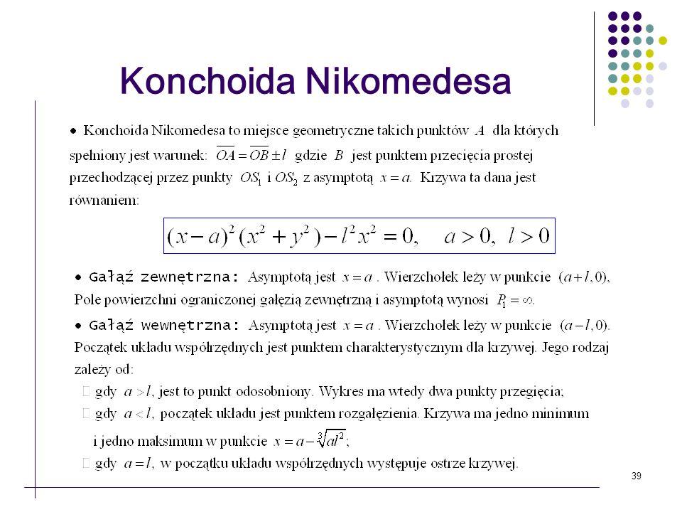 Konchoida Nikomedesa