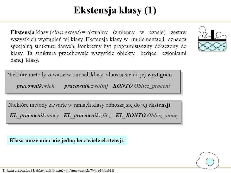 Ekstensja klasy (1)