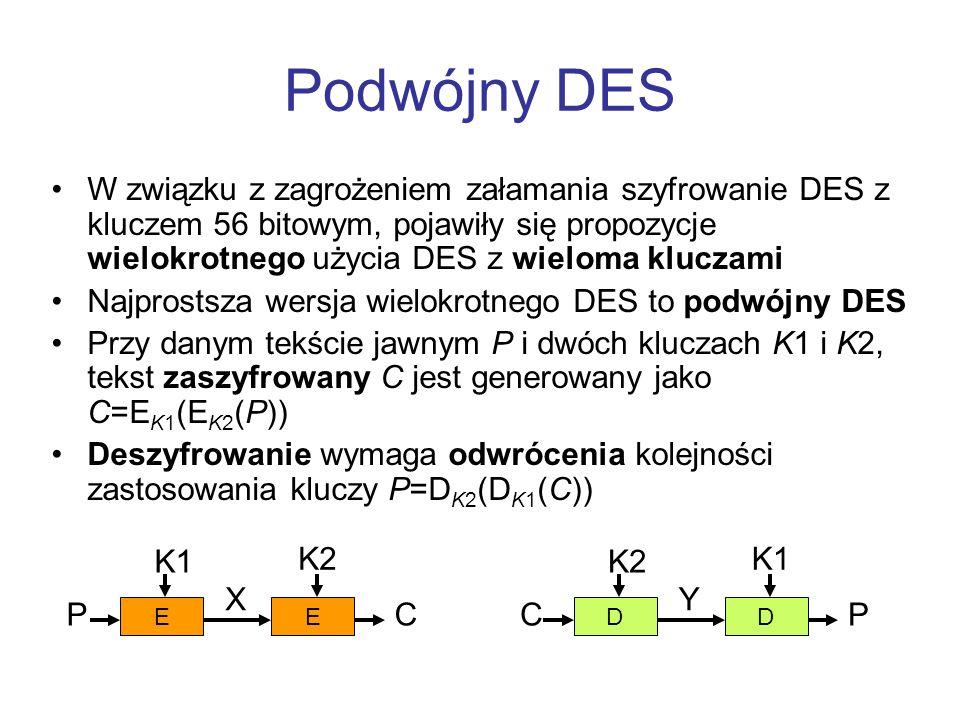 Podwójny DES