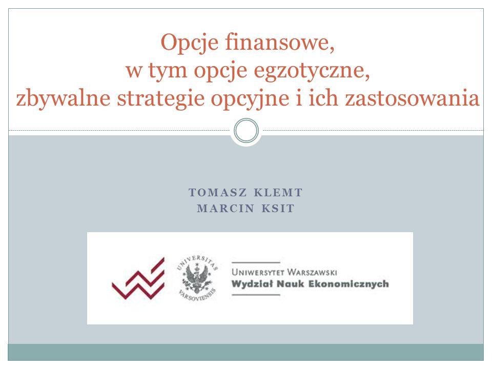 Tomasz Klemt Marcin ksit