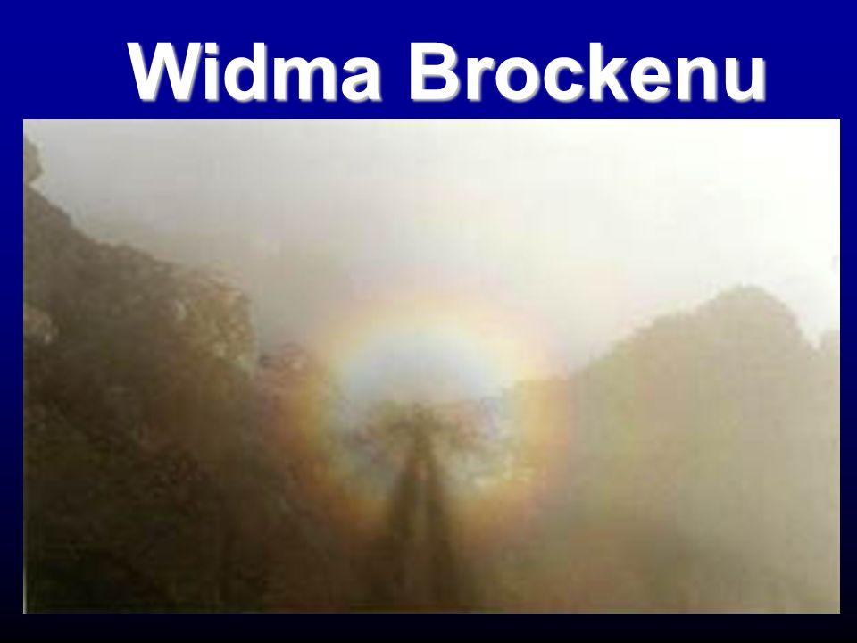 Widma Brockenu