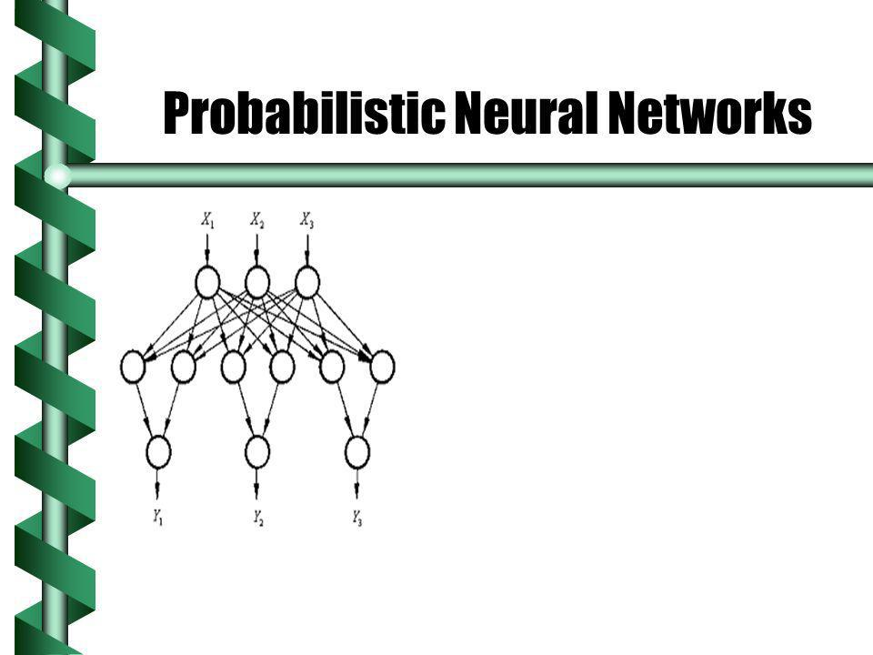 Probabilistic Neural Networks