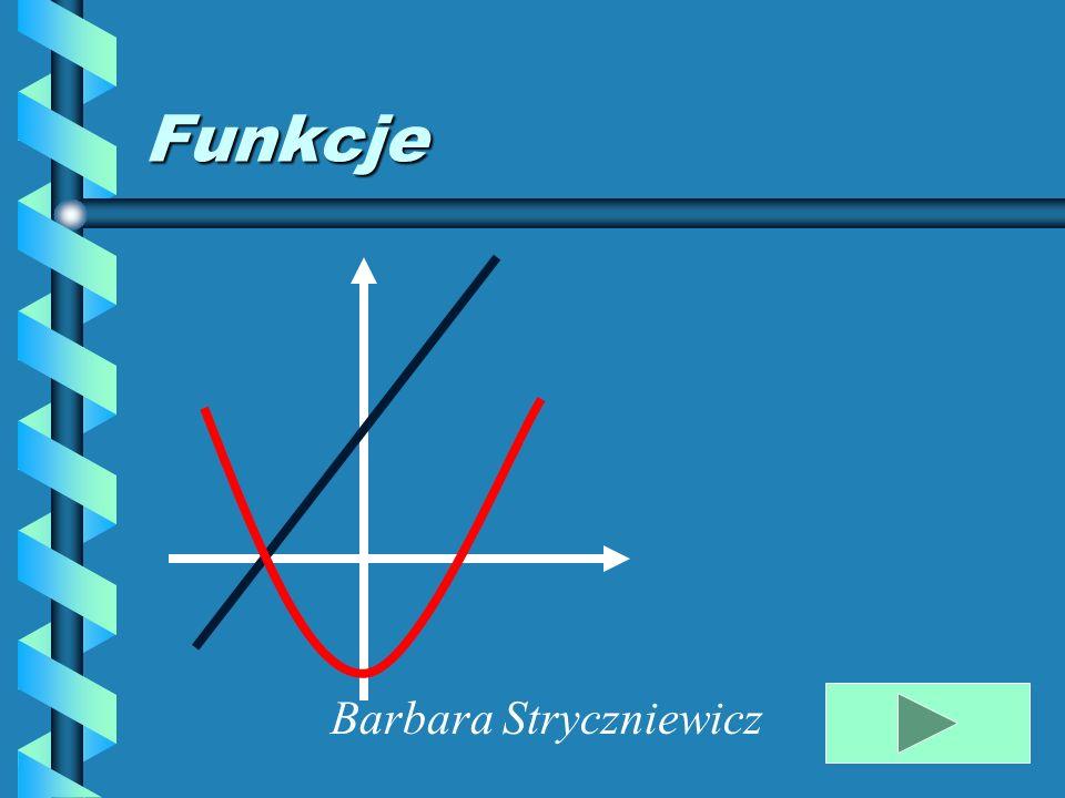 Funkcje Barbara Stryczniewicz