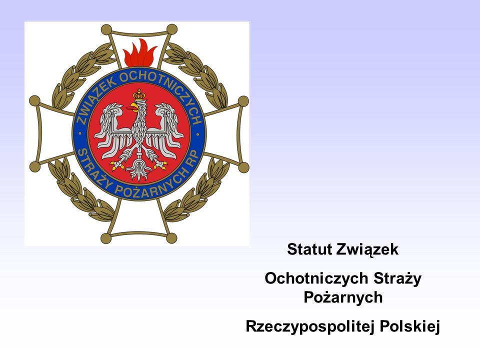 Ochotniczych Straży Pożarnych Rzeczypospolitej Polskiej