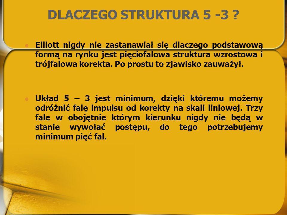 DLACZEGO STRUKTURA 5 -3