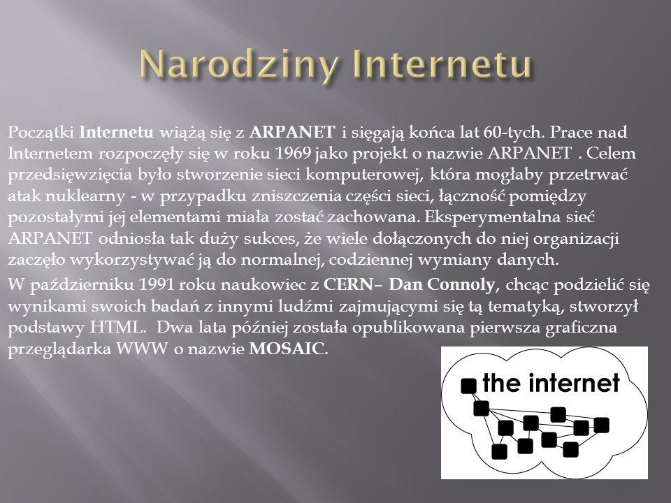 Narodziny Internetu