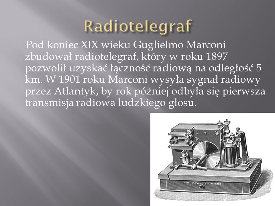 Radiotelegraf