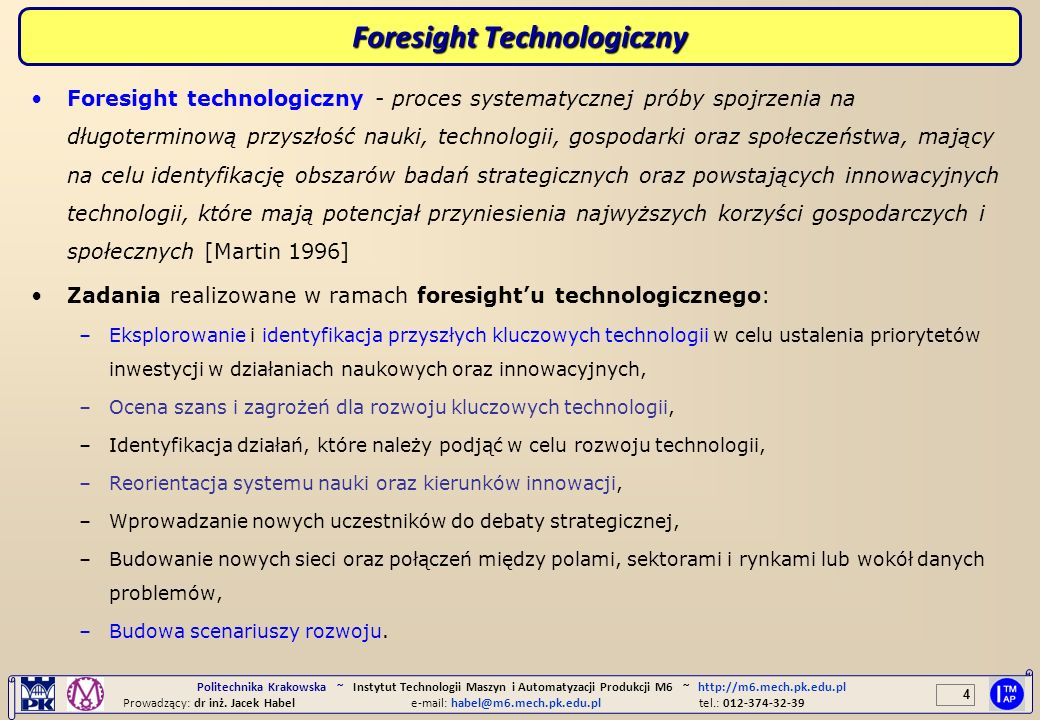 Foresight Technologiczny