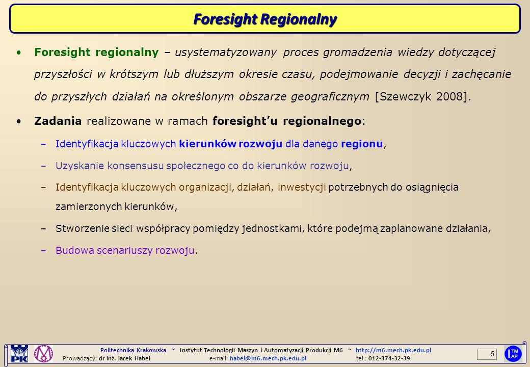 Foresight Regionalny