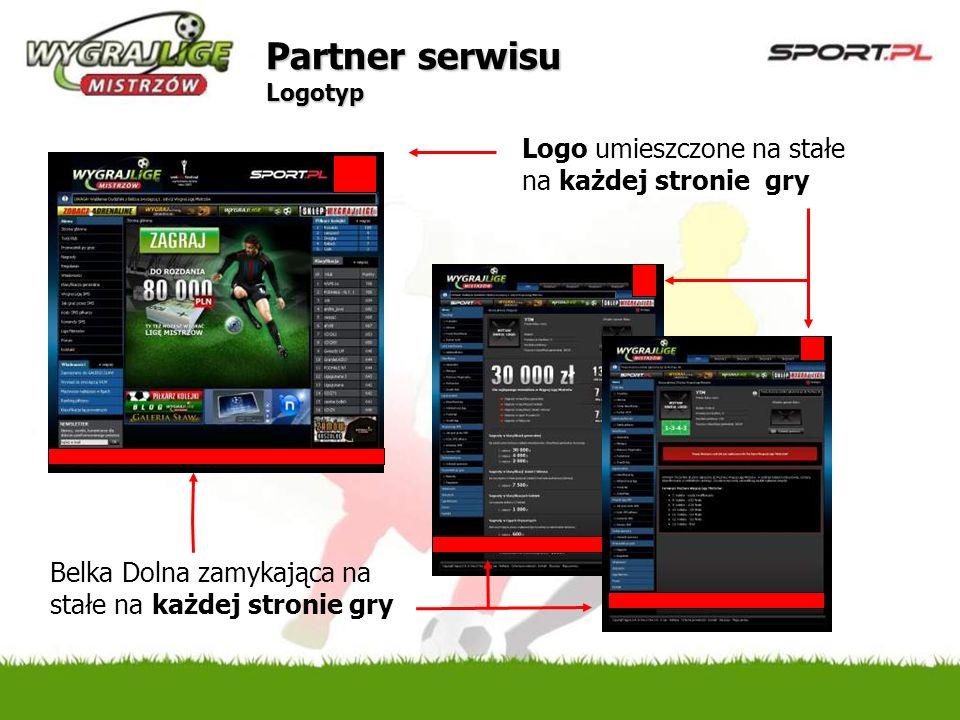 Partner serwisu Logotyp