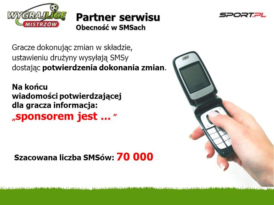 Partner serwisu Obecność w SMSach