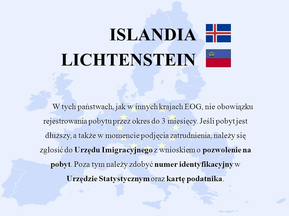 ISLANDIA LICHTENSTEIN