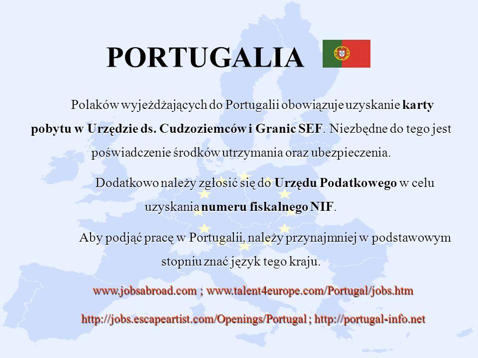 www.jobsabroad.com ; www.talent4europe.com/Portugal/jobs.htm