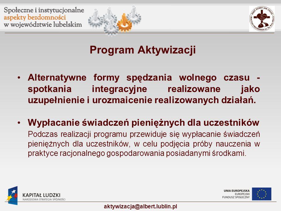 Program Aktywizacji