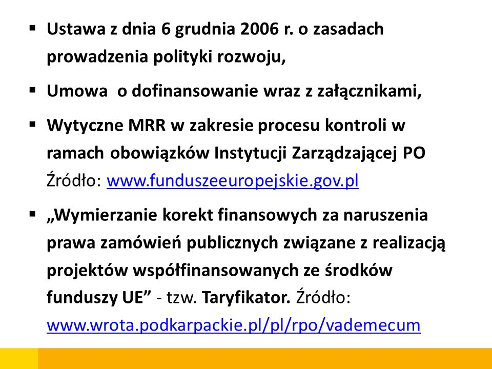 Ustawa z dnia 6 grudnia 2006 r. o zasadach prowadzenia polityki rozwoju,