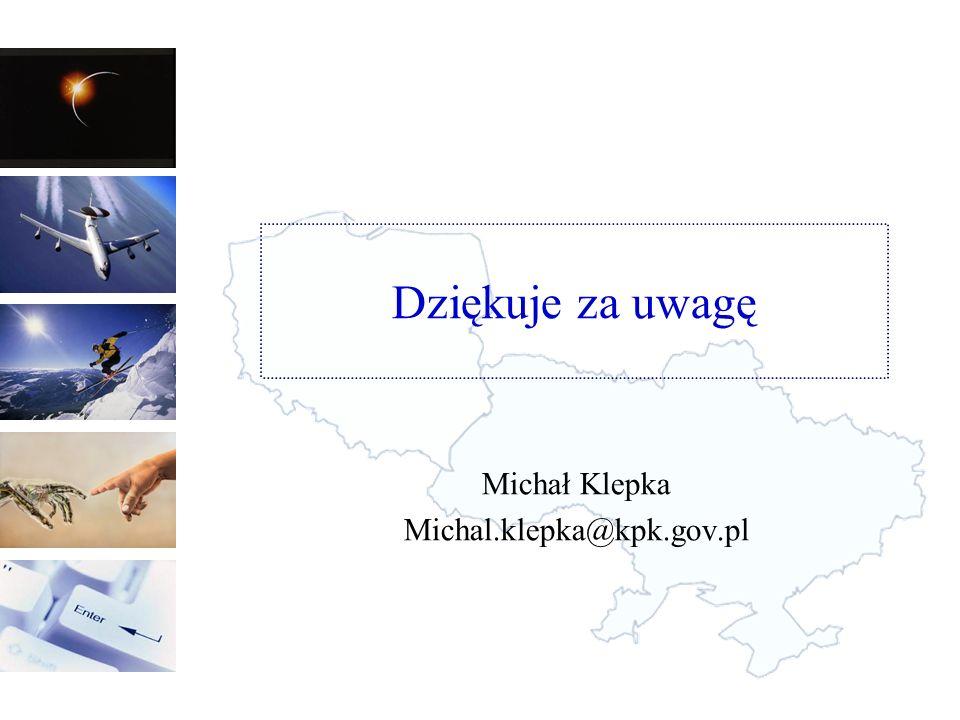 Michał Klepka Michal.klepka@kpk.gov.pl