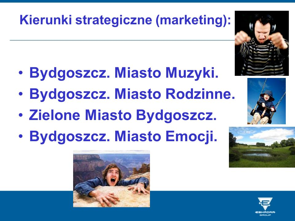 Kierunki strategiczne (marketing):