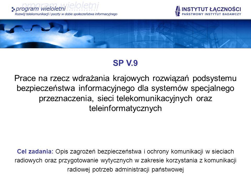 SP V.9
