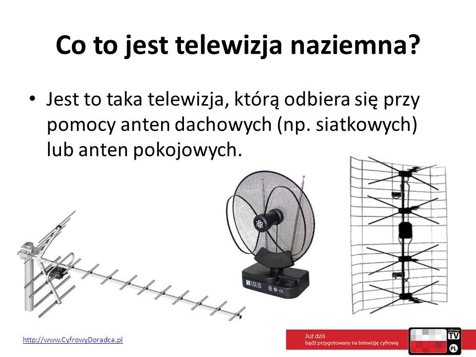 Co to jest telewizja naziemna