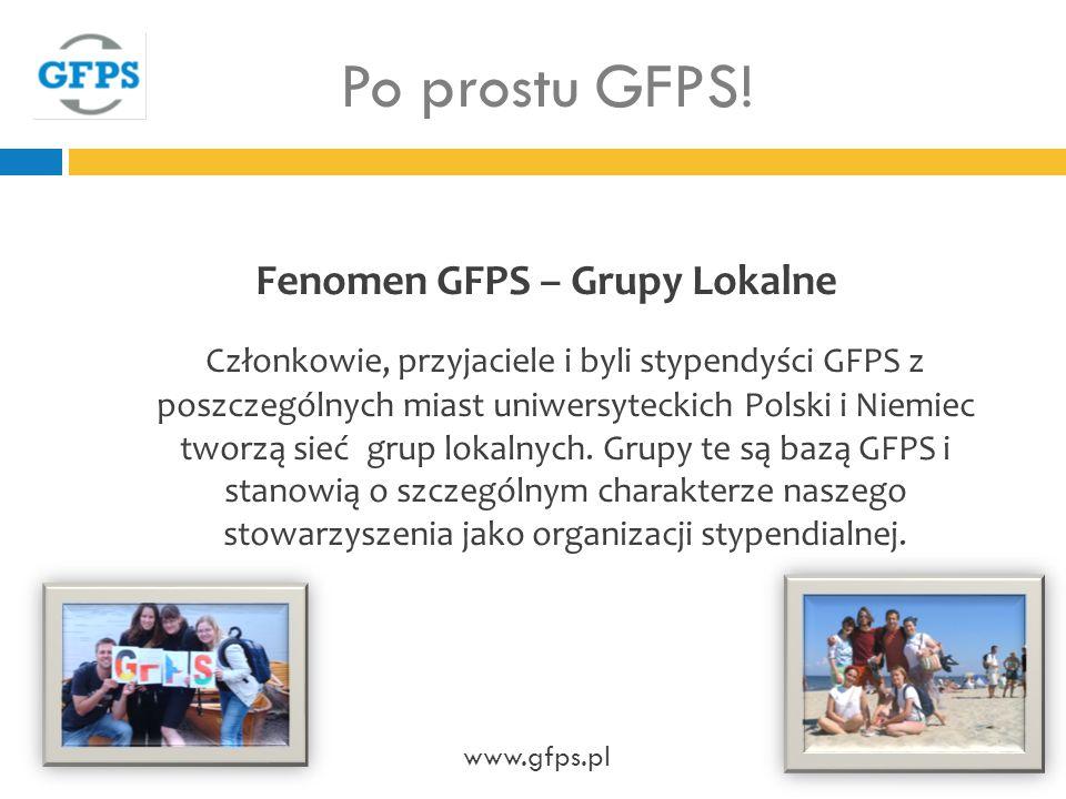 Po prostu GFPS!