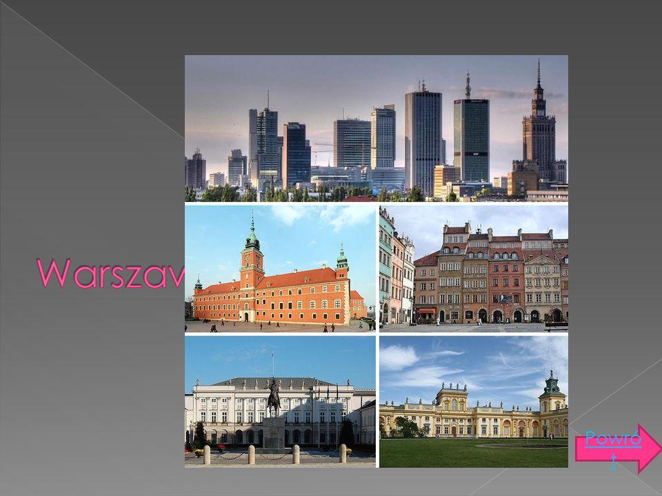 Warszawa Powrót