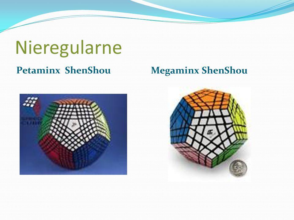 Nieregularne Petaminx ShenShou Megaminx ShenShou