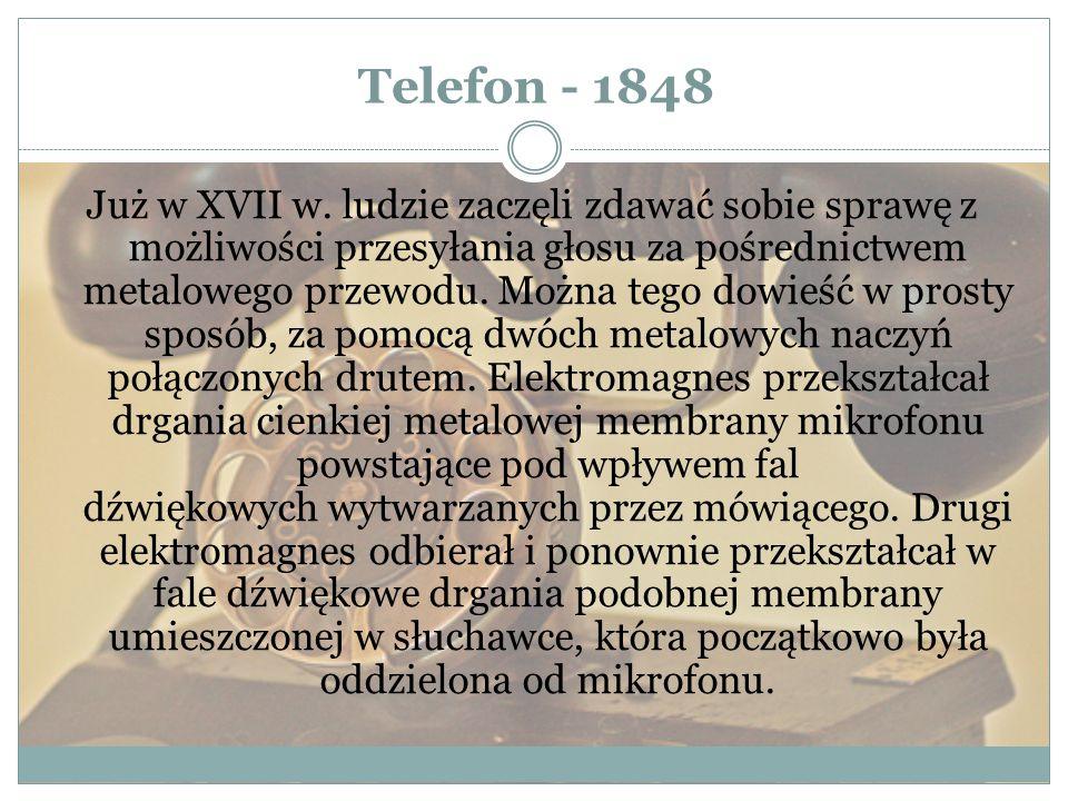 Telefon - 1848