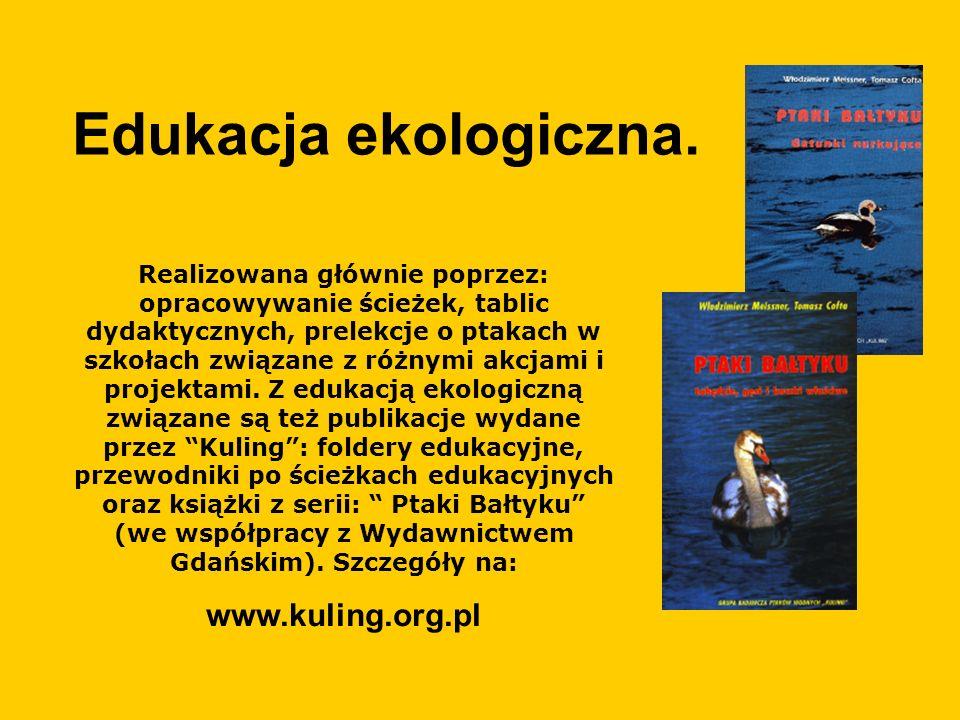 Edukacja ekologiczna. www.kuling.org.pl