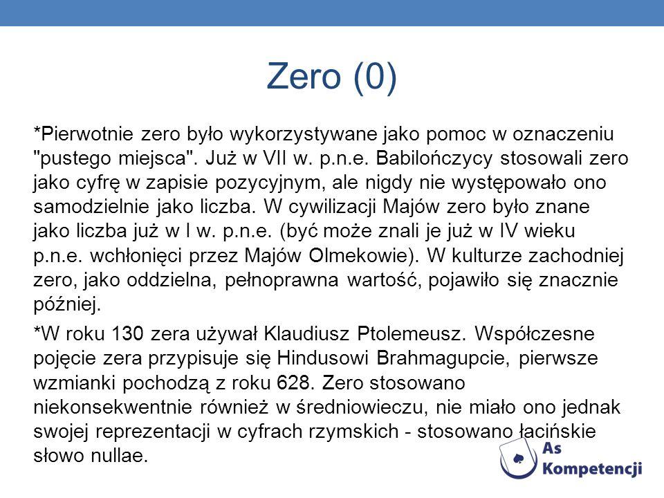 Zero (0)